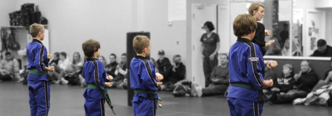 Karate Schools in Barrie, Ontario