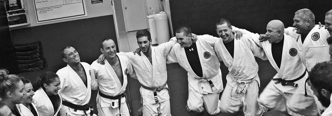 Brazilian Jiu-Jitsu Training in Barrie, Ontario