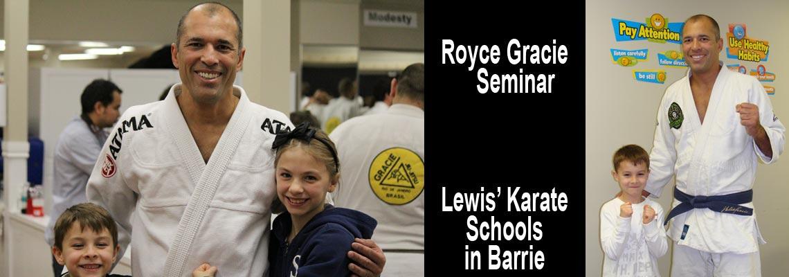 Barrie Martial Arts including Gracie Jiu-Jitsu