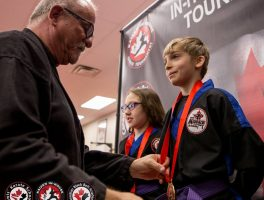 2018 Karate In-House Tournament